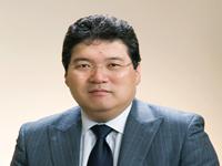 理事長の顔写真